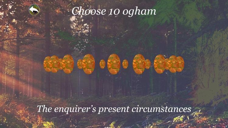 Ogham Oracle