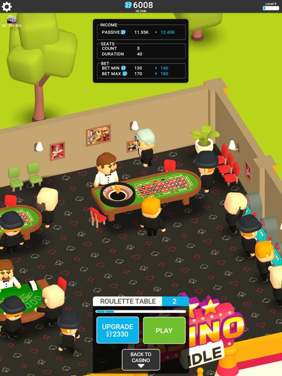 Casino Idle Tycoon Magnate screenshot 11