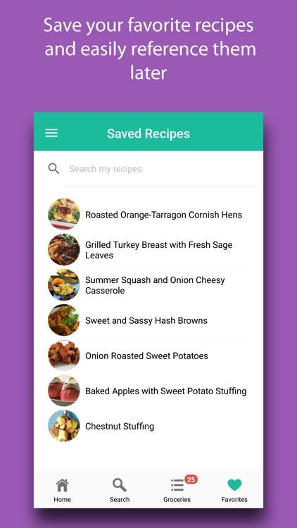 Slow Cooker Recipes & Meals screenshot-5
