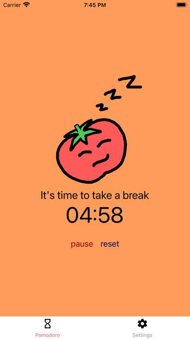 Productive Pomodoroلقطة شاشة7