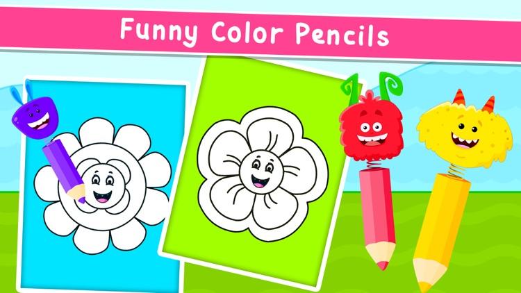 Coloring Games: for Kids 2-6! screenshot-7