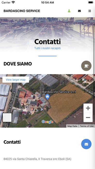 Bardascino Service Screenshot