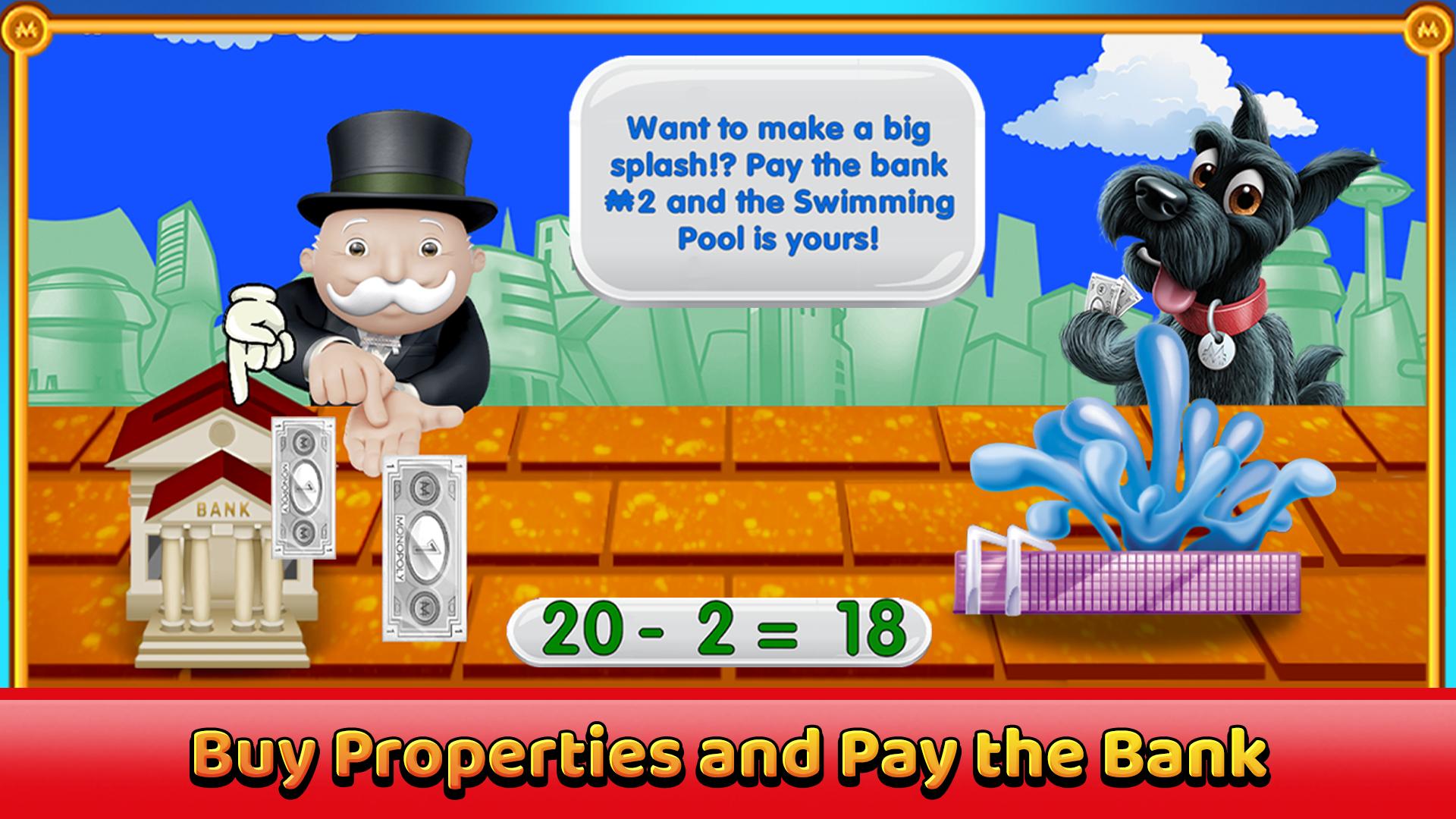 Monopoly Junior screenshot 16