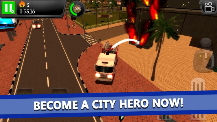 Emergency Driver: City Hero screenshot-3