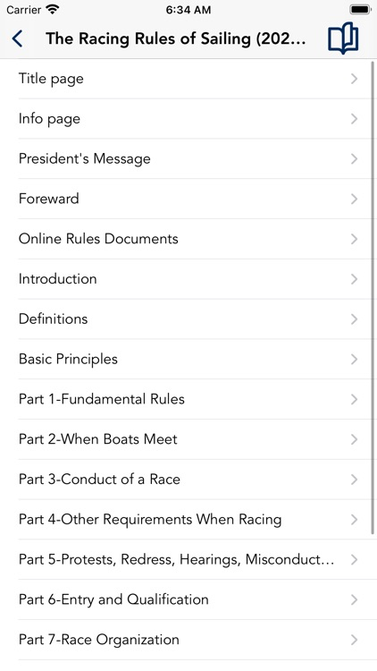 US Sailing Racing Rules screenshot-3