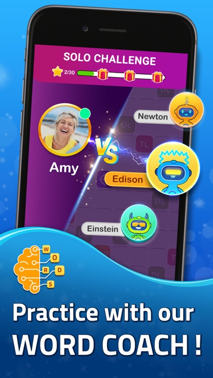 Word Wars: New Game With Words screenshot-4