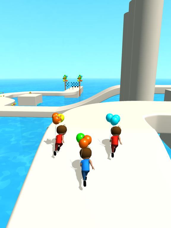 Balloons Run screenshot 8
