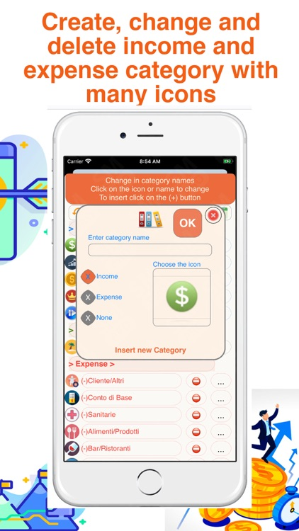 Notes Easy Max Finances screenshot-4