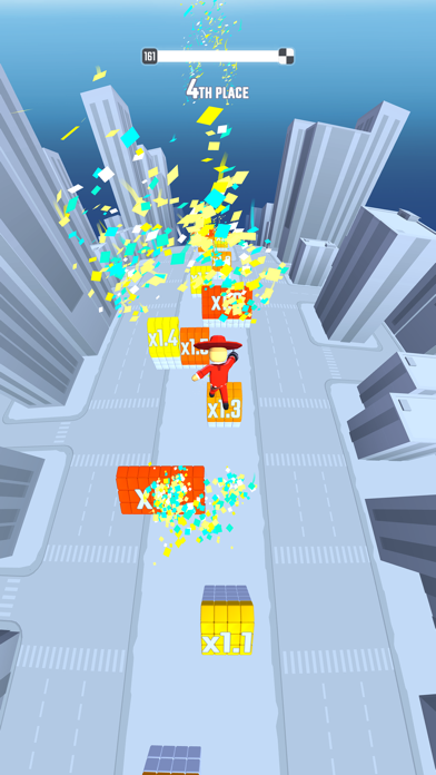 Swing Loops - Grapple Parkour screenshot 6
