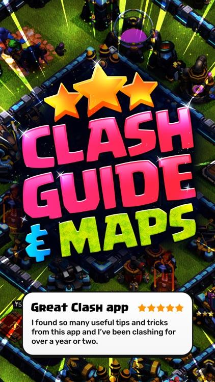 CoC Fanatic: Copy Maps & Base screenshot-0