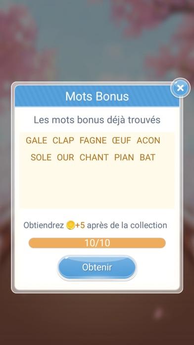Briser des Mots - Jeux Croisés screenshot 3