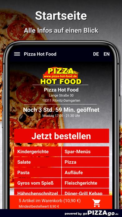 Hot Food Ribnitz-Damgarten screenshot 2
