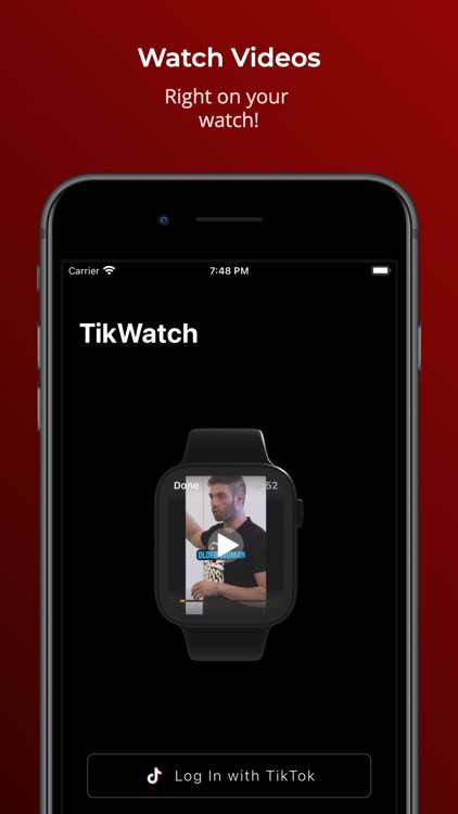 TikWatch for Videos
