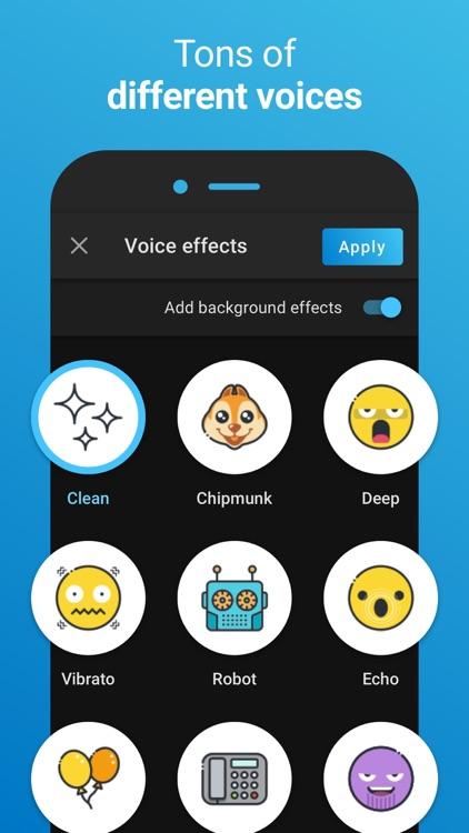 Voicemod Clips: Voice Changer screenshot-4