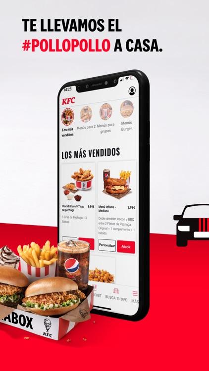 KFC España - Ofertas y Cupones