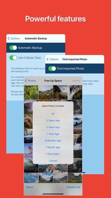 Photo Backup for Synology screenshot-3