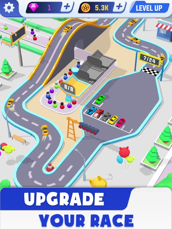 Racing Master: Idle Car Tycoon screenshot 6