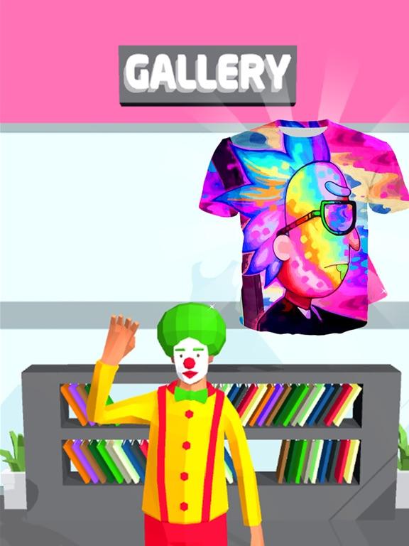 Tie Dye: Shirt screenshot #3