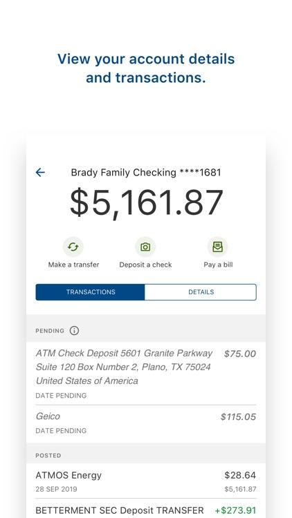 Copper State CU Mobile Banking screenshot-4