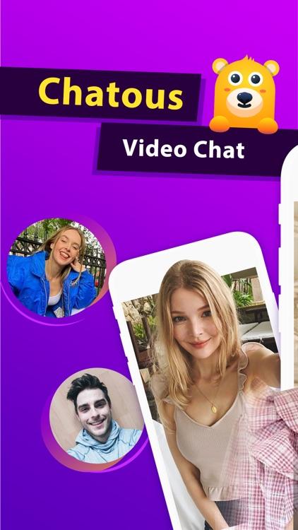 Chatous: 18+ Live Video Chat screenshot-0