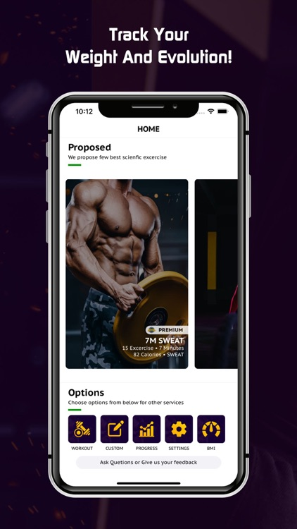 FIT+ Fitness PRO Workouts Gym