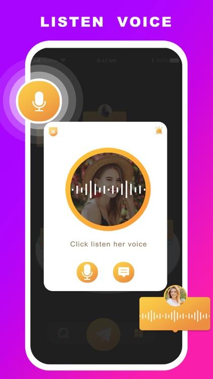Monkey Video Chat -  Live Chat screenshot-3