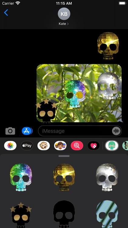 rgbDesigner Skulls screenshot-4