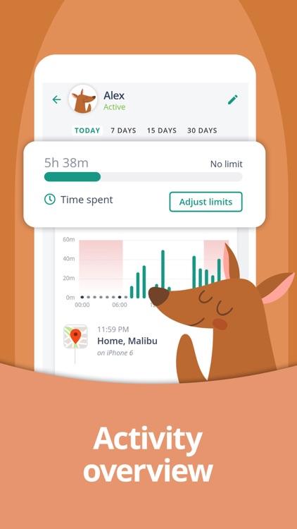 Parental Control Parent's App
