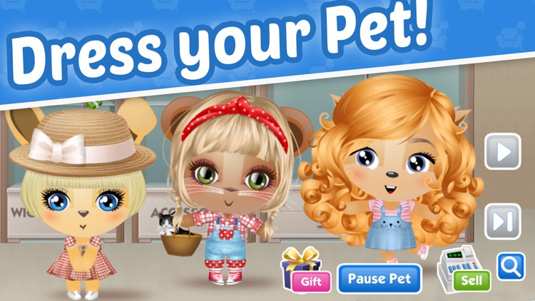 Pet Buddies - Cellphone