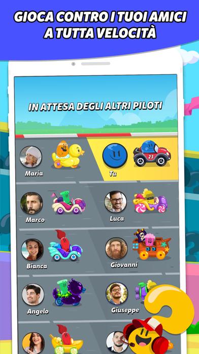 Screenshot of Trivia Cars2