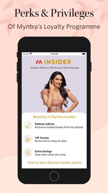 Myntra - Fashion Shopping App screenshot-8