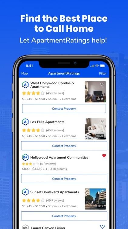 ApartmentRatings Rental Finder screenshot-3