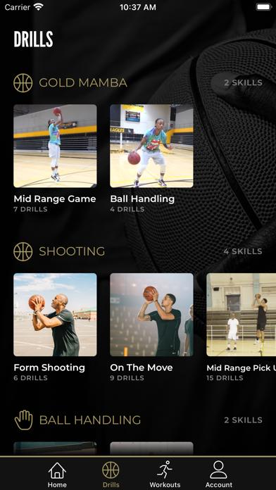 94FEETOFGAME Basketball Drills Screenshot