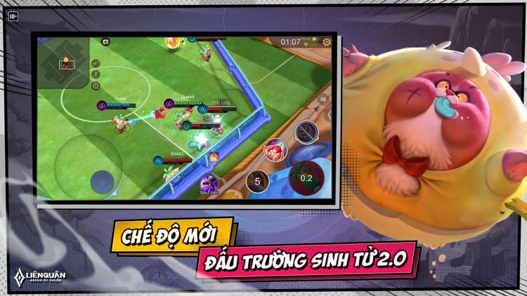 Garena Liên Quân Mobile screenshot-5