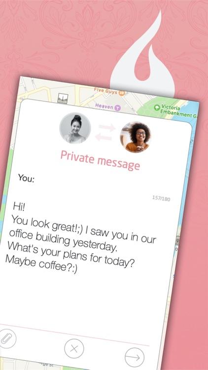 PINK: Lesbians dating chat app screenshot-3
