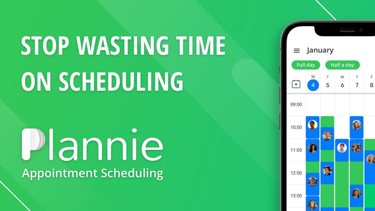 Plannie - Appointment Booking screenshot-5