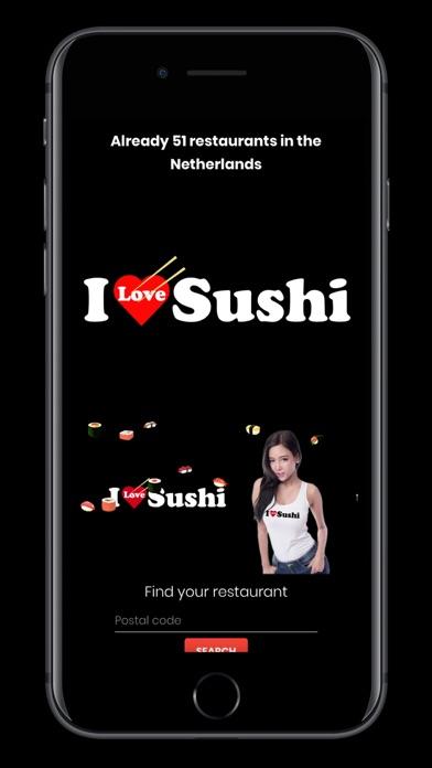 I Love Sushi screenshot 1