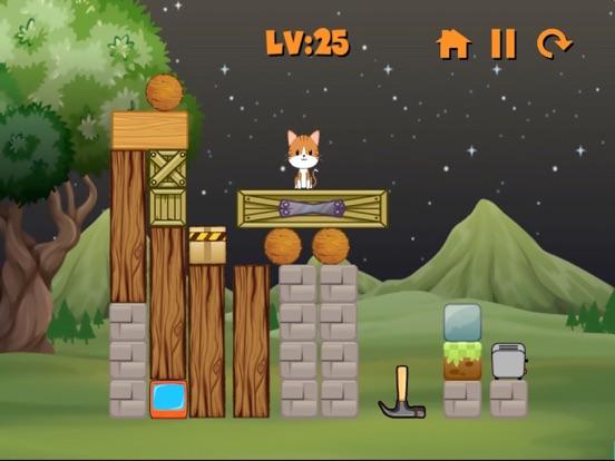 Kitty Drop Cat Save screenshot 20