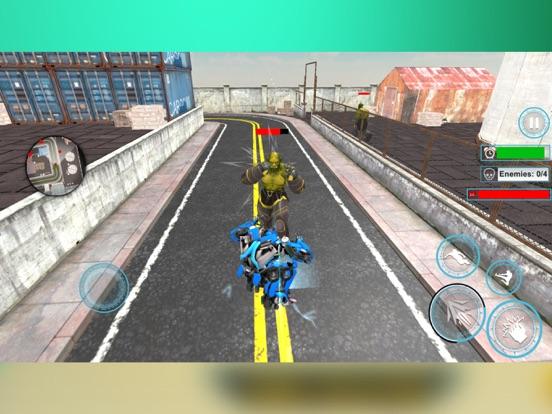 Incredible Robot Hero Monster screenshot 4