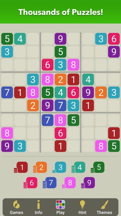 Sudoku Simple+ screenshot-5