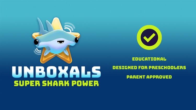 Unboxals Super Shark Power screenshot-0