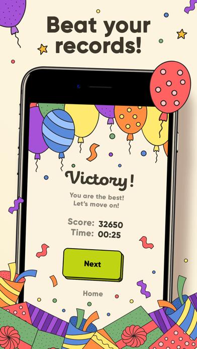 3 Tiles - Puzzle Match Game screenshot 4