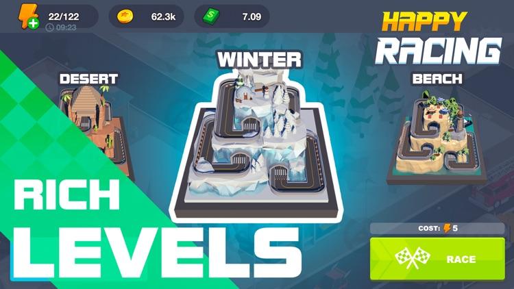 Happy Racing - Hill Climb screenshot-5