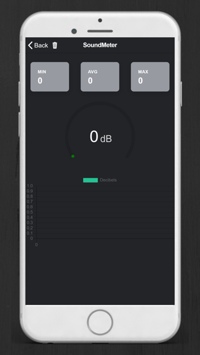 Caja de herramientas ·Captura de pantalla de3