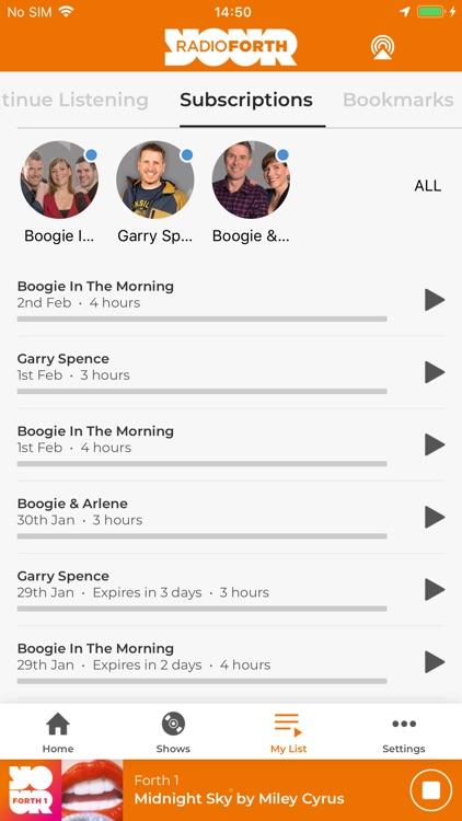 Radio Forth screenshot-4
