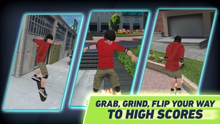 Skate Jam - Pro Skateboarding screenshot-3