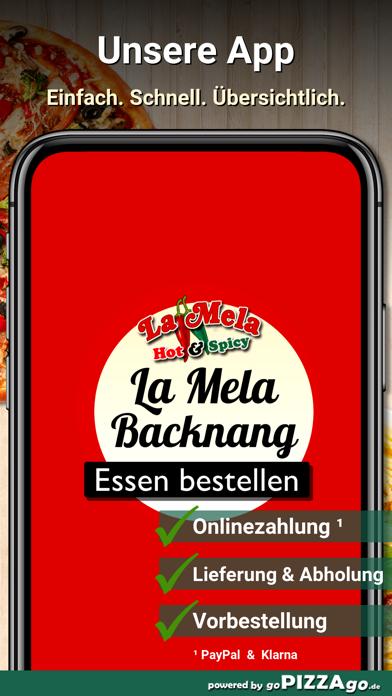 La Mela Backnang screenshot 1