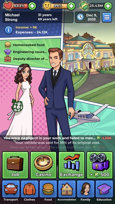 My Success Story business game free Moneys hack