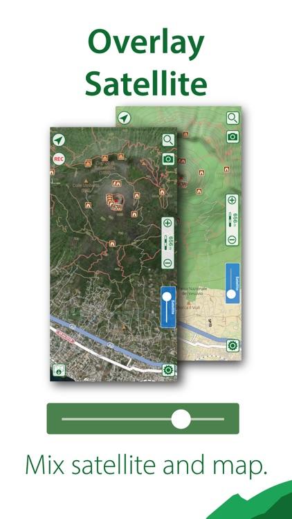 Terra Map: GPS Hiking maps screenshot-5