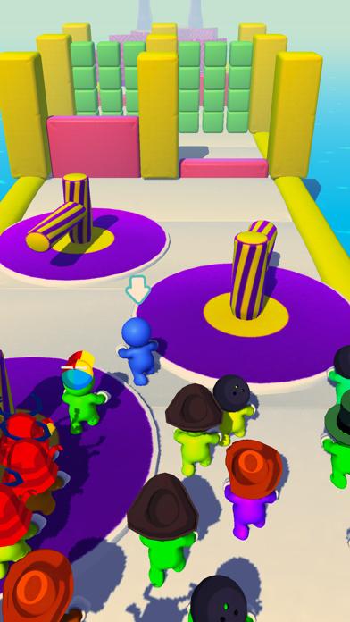 Tricky Race 3D screenshot 2